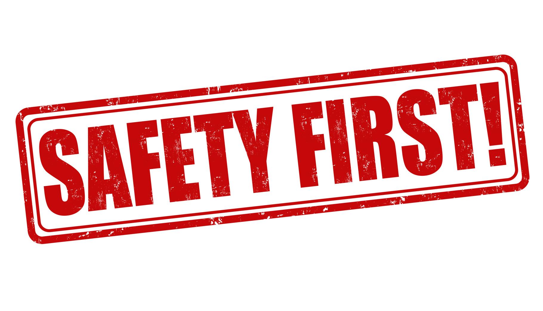 top of the priority list at adams industries safety adams industries